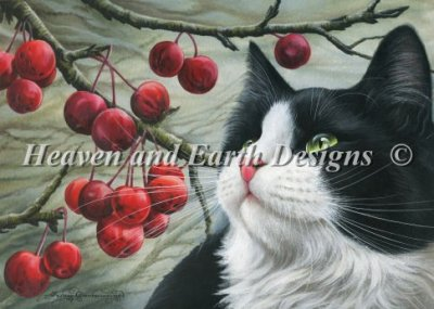 Diamond Painting Canvas - Mini Crab Apple